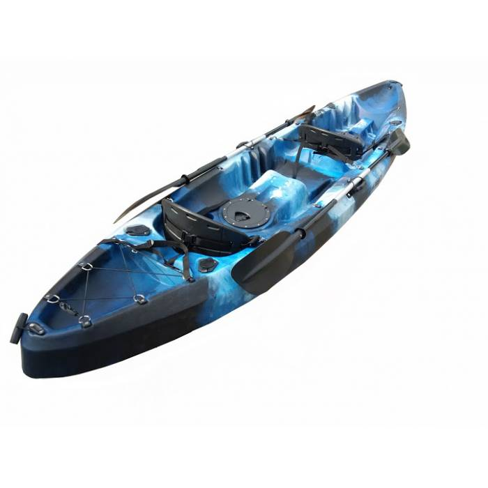 Gobo Kayak Sit On Companion SOT (2+1) Μπλε/Μαύρο