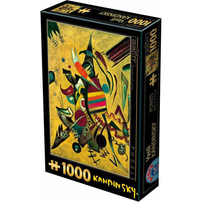 D-Toys Παζλ 1000 τεμ. Kandinsky Points
