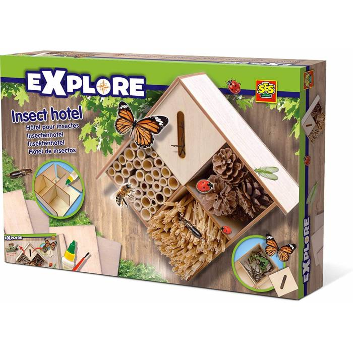 SES Creative Explore Insect Hotel