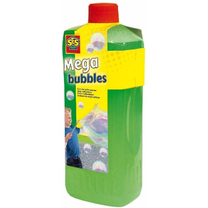 SES Creative Mega Bubble Refill