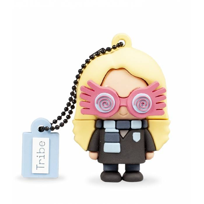 Tribe USB Flash Drive 16GB 2.0 3D Harry Potter Luna Lovegood