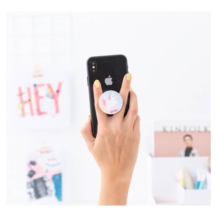 Mr Wonderful Pop Socket Unicorn
