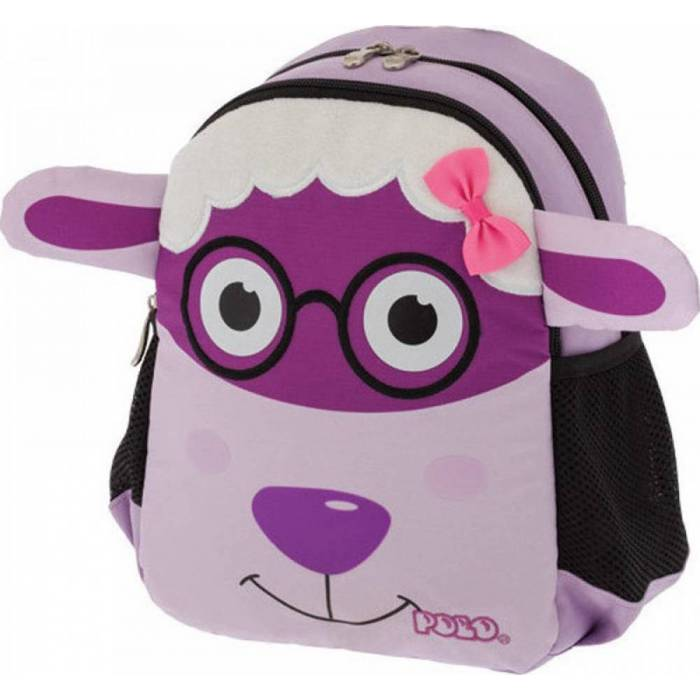 Polo Τσάντα Πλάτης Νηπίου Backpack Animal Junior Sheep 2019