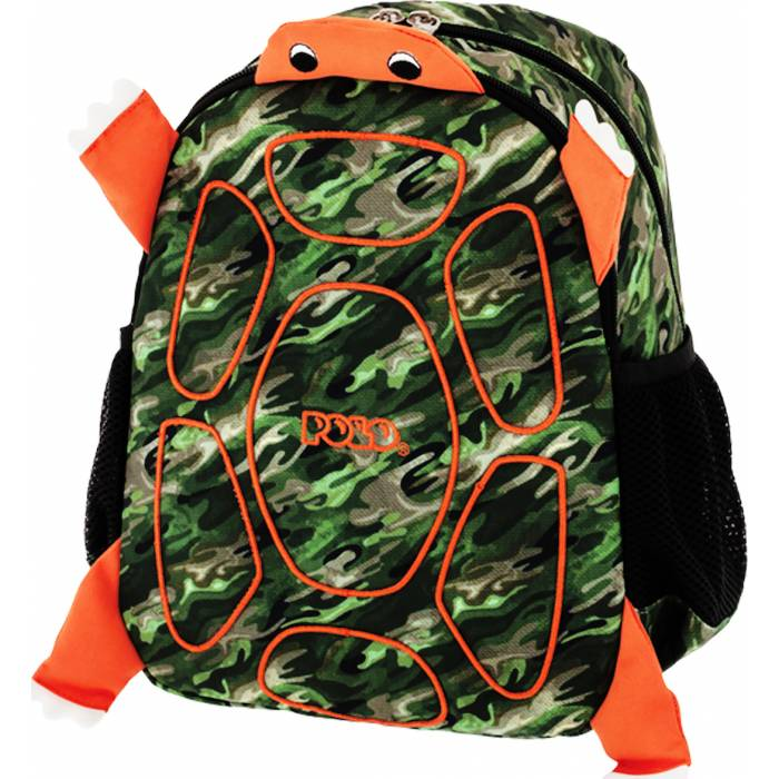 Polo Τσάντα Πλάτης Νηπίου Backpack Animal Junior Turtle