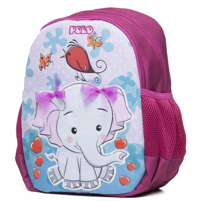 Polo Τσάντα Πλάτης Νηπίου Backpack Animal Junior Elephant 2020