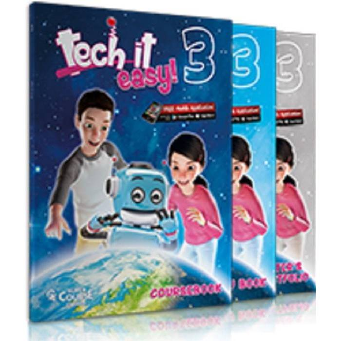 Tech It Easy 3 Pack (+i-eBook)