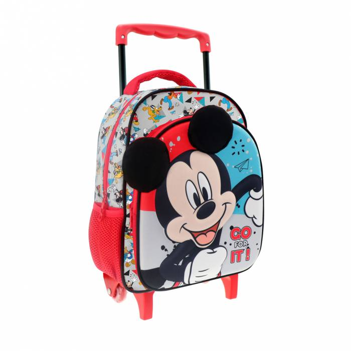 Diakakis Τσάντα Trolley Νηπίου Mickey Mouse