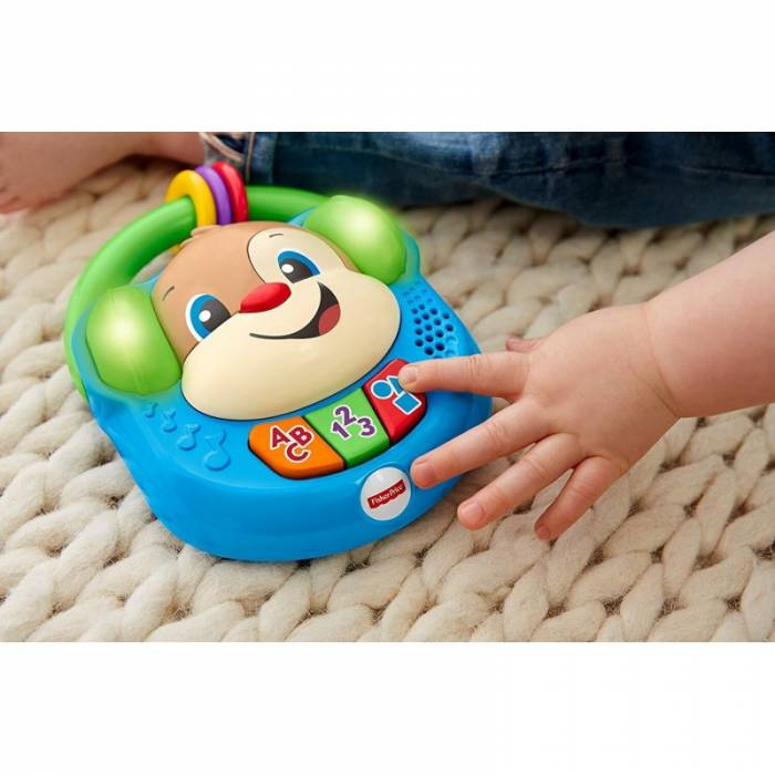 Fisher Price Laugh & Learn Εκπαιδευτικό Ραδιοφωνάκι