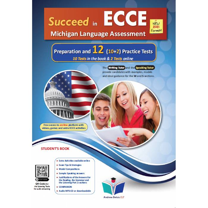 Succeed In Michigan ECCE 12 Practice Tests 2021 Format