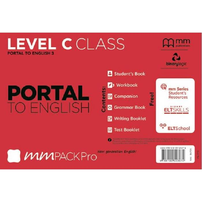 MM Pack Pro Portal To English 3 C Class