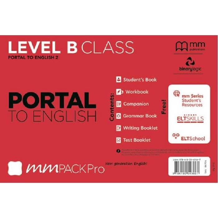 MM Pack Pro Portal To English 2 B Class