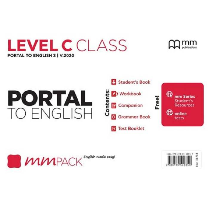 MM Pack Portal To English 3 C Class