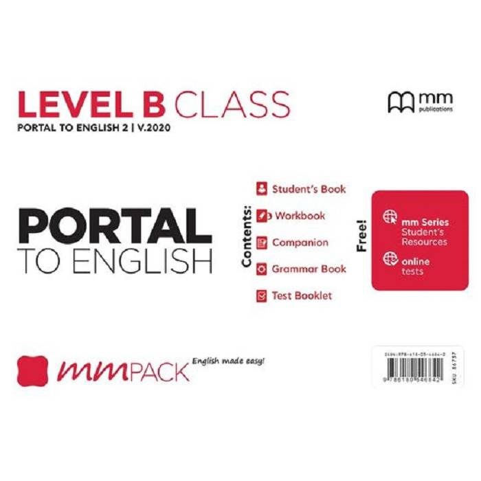 MM Pack Portal To English 2 B Class