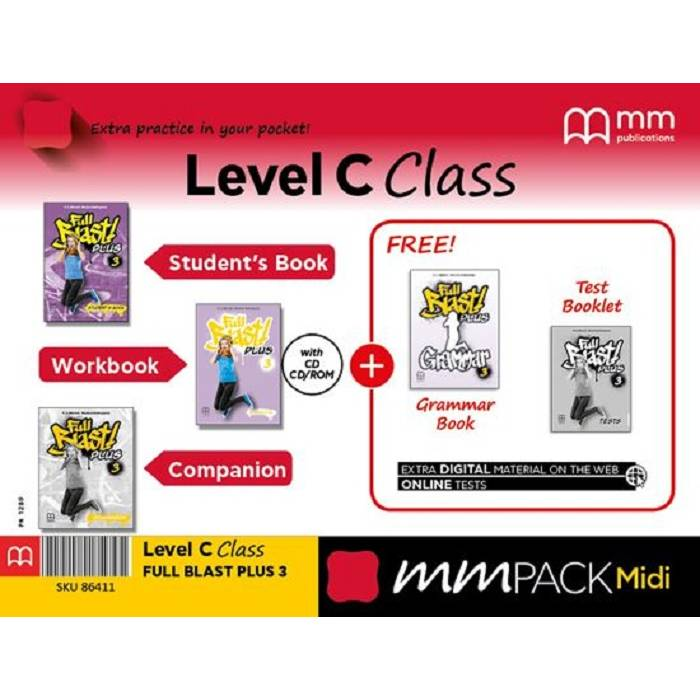 MM Pack Midi C Class - Full Blast Plus 3