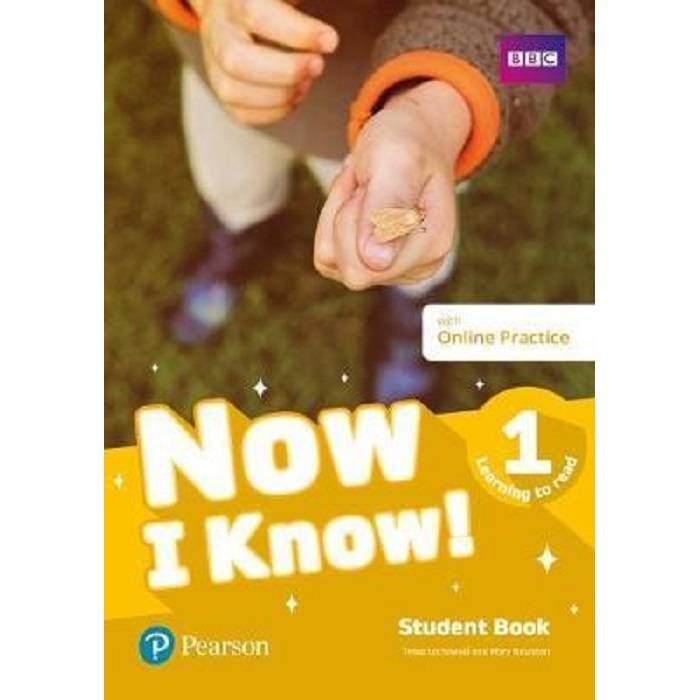 Now I Know 1 Learning To Read (+ Online Practice) - Student's Book (Βιβλίο Μαθητή)