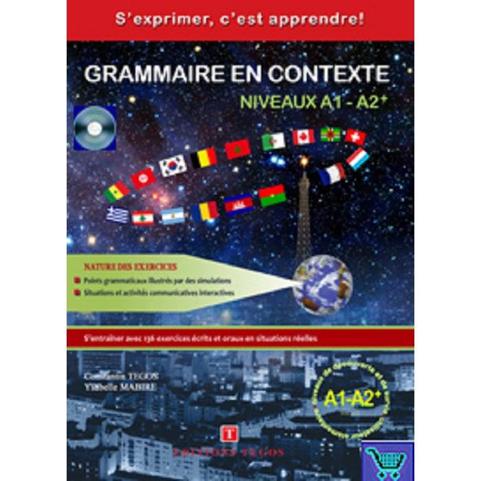 Grammaire En Contexte A1 + A2 Methode (+CD)