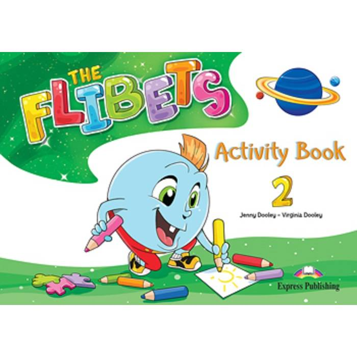 The Flibets 2 - Activity Book
