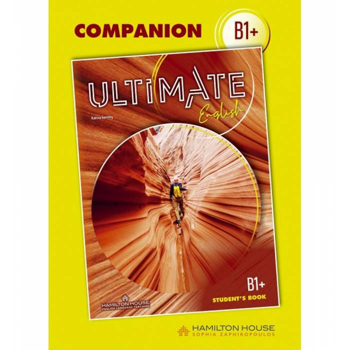 Ultimate English B1+ Companion