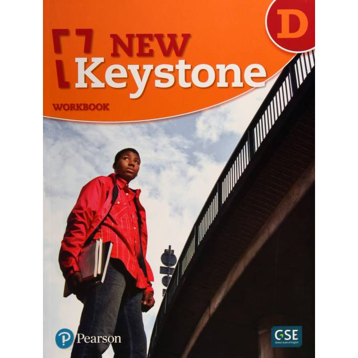 New Keystone Level D - Workbook