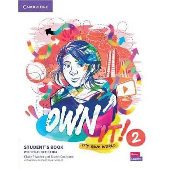 Own It! 2 - Student's Book (+ Extra Practice)