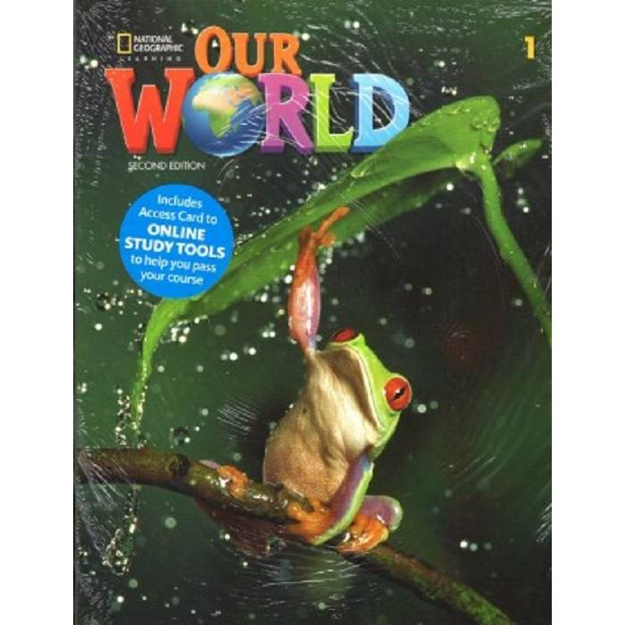 Our World 1 Bundle (Student's Book + Workbook + eBook + Online Practice) 2nd Edition