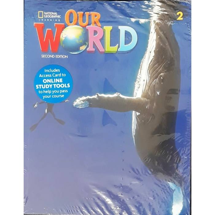 Our World 2 Bundle (Student's Book + Workbook + eBook + Online Practice) 2nd Edition