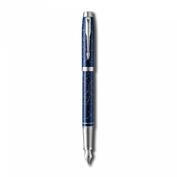 Parker Στυλό IM Premium Special Edition Midnight Astral CT Fountain Pen