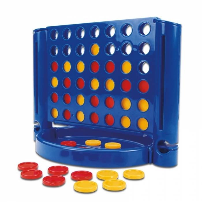 Hasbro Επιτραπέζιο Connect 4 Grab And Go