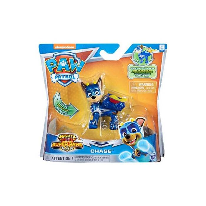 Spin Master Paw Patrol : Mighty Pups Super Paws - Chase