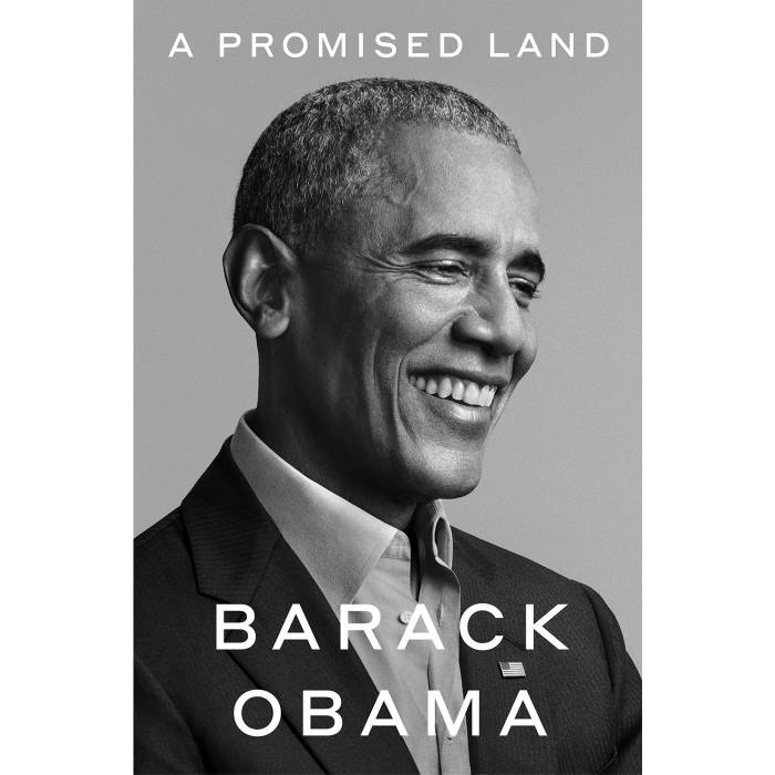 A Promised Land - Hardcover Edition (Viking - Penguin Books)