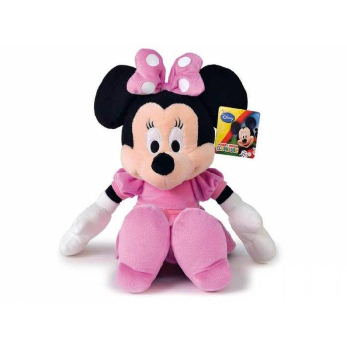 Hollytoon Protrader Λούτρινο Minnie 45cm