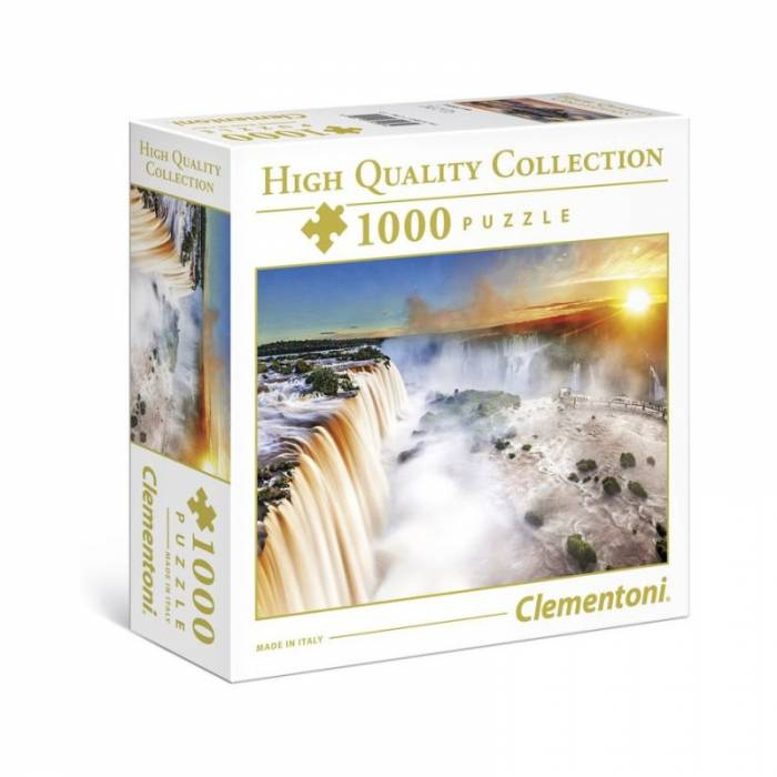 Clementoni Παζλ 1000 Τεμ. High Quality Collection Waterfall