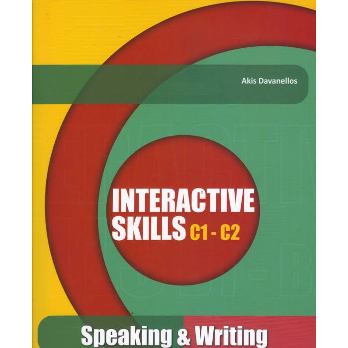 Interactive Skills Speaking And Writing C1-C2