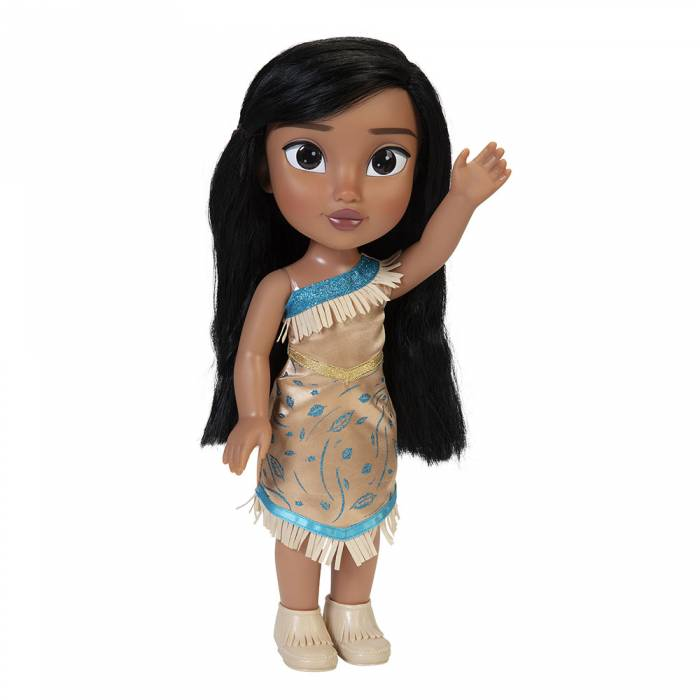 Jakks Pacific Κούκλα My Friend Pocahontas 38εκ (Disney Princess)