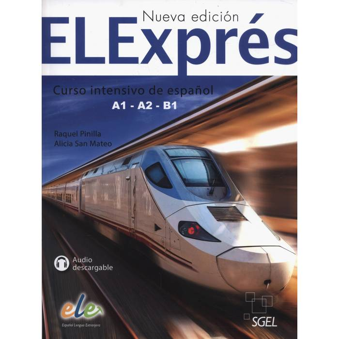 ELExpres A1 - B1 Alumno (+CD)