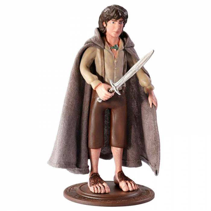 Noble Φιγούρα Bendyfigs Frodo Baggins (The Lord Οf Τhe Rings)