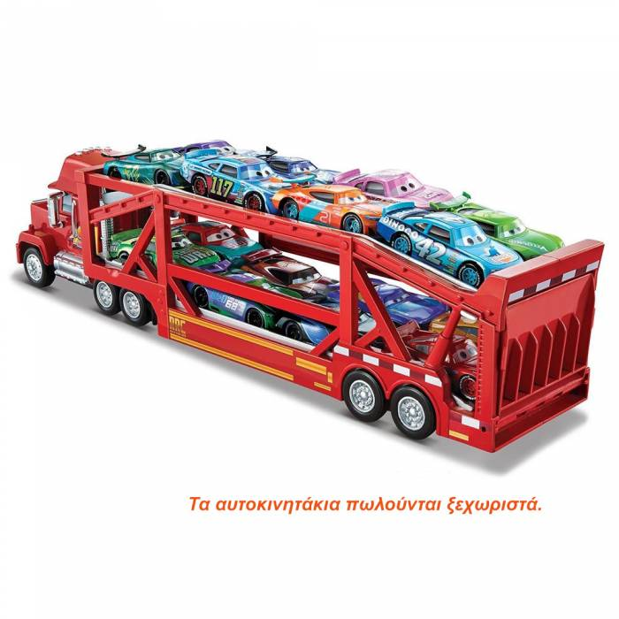 Mattel Disney Cars - Launching Mack Transporter FPX96