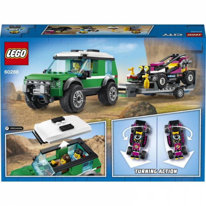 Lego 60288 City Race Buggy Transporter