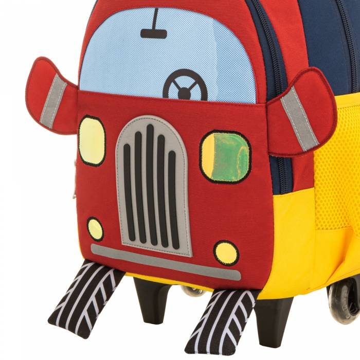 Polo Τσάντα Trolley Νηπίου Animal Junior Car