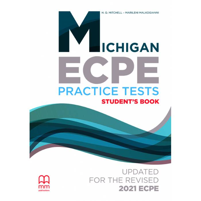 Michigan ECPE Practice Tests Student's Book (Revised 2021)