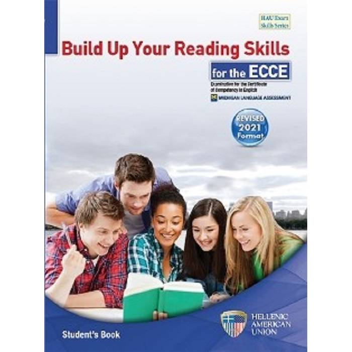 Build Up Your Reading Skills ECCE Student's Book 2021 Format