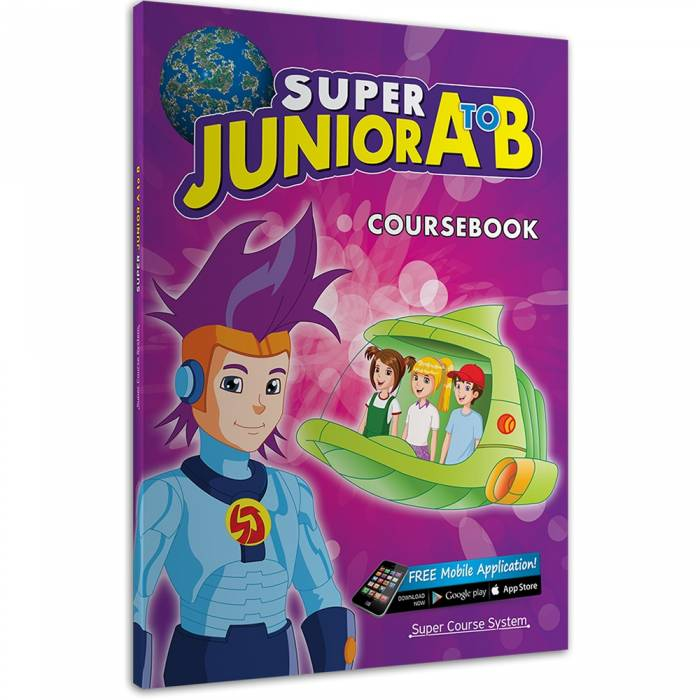 Super Junior A To B CourseBook (+ i-Book)