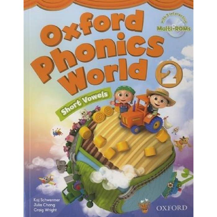 Phonics World 2 - Student's Book (+ Multi-Rom)