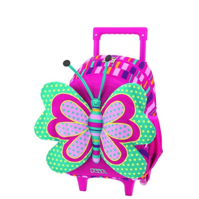 0564754dc87 Polo Τσάντα Trolley Νηπίου New Animal Junior Πεταλούδα 2019. Κωδικός: 9-01- 008-61
