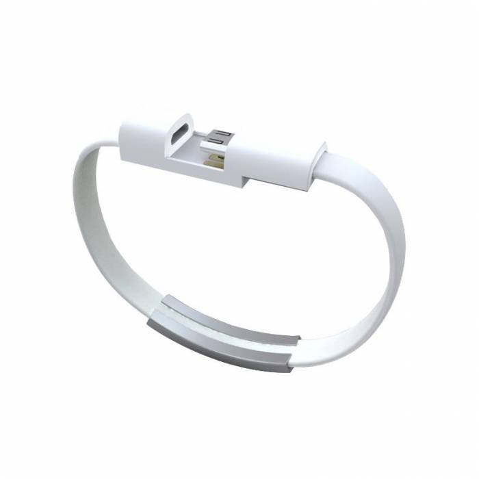 Data Charging Line USB White 22cm