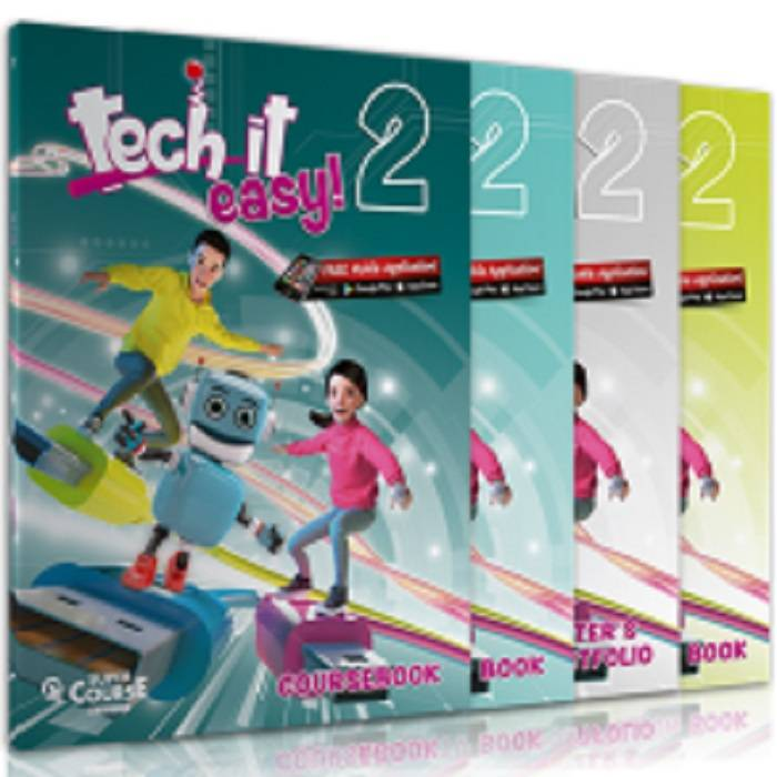 Tech It Easy 2 Pack & Revision (+i-Book)