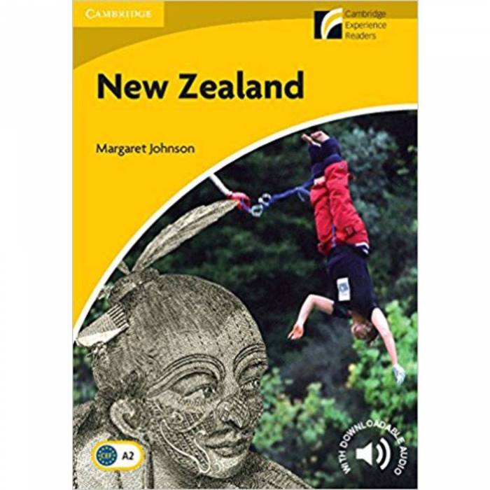 New Zealand - Cambridge Discovery Readers A2