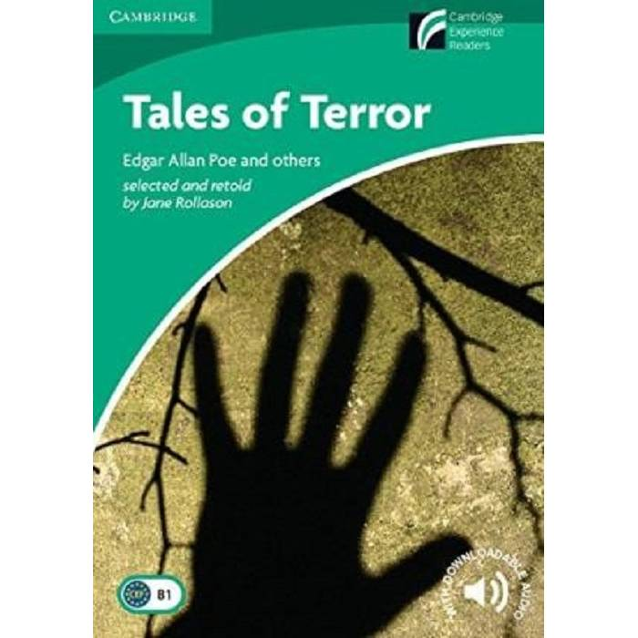 Tales Of Terror - Cambridge Discovery Readers B1