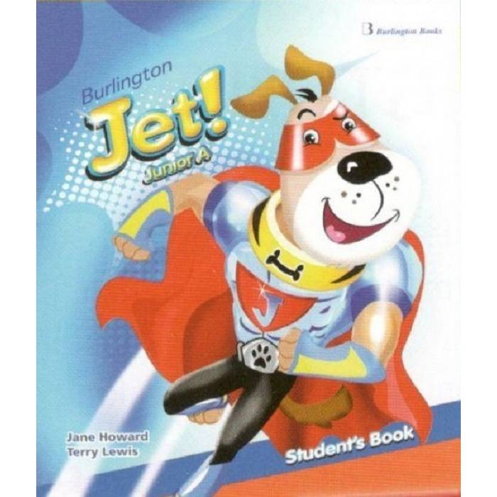 Jet Junior A - Student's Book (Βιβλίο Μαθητή+Starter Booklet And My First Words Booklet )