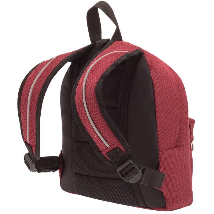 3a05ca7c72 Polo Τσάντα Πλάτης Νηπίου Backpack Mini Κόκκινο Πλεκτό Knit 2019 - e ...